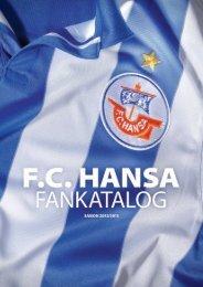 39,90€ NEU - FC Hansa Rostock