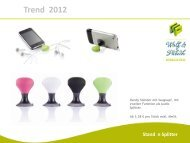 WEBER – Grill Set Trend 2012 - Wolf & Pabich