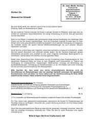 Anmeldung zur reisemedizinischen Beratung - Dr. med. Martin Andres