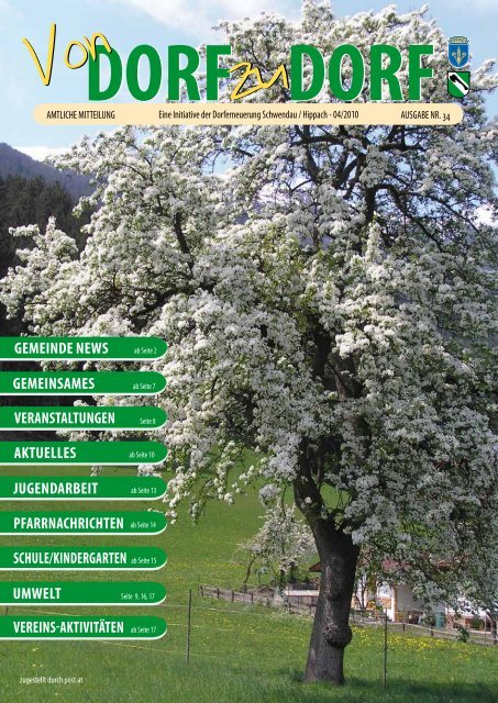 DORF DORF - Gemeinde Hippach