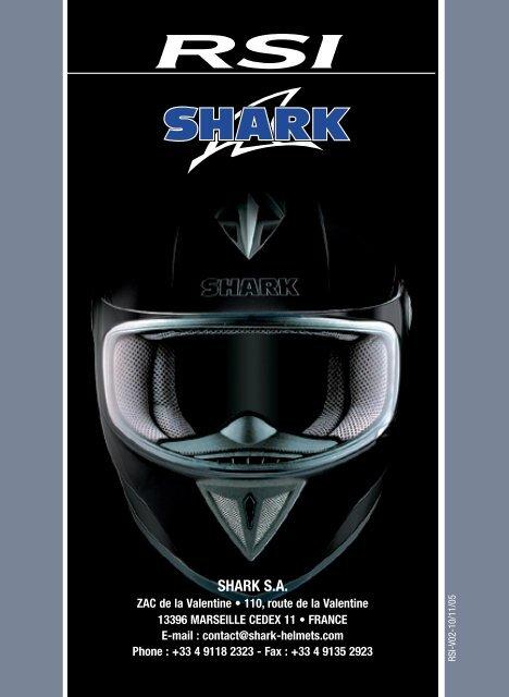 SHARK S.A. - Shark Helmets