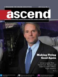 2012 Issue 1 - Sabre Airline Solutions