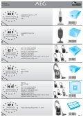 SACCHETTI E ACCESSORI PER ASPIRAPOLVERE - elettroget - Page 5