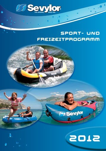Katalog Sevylor 2012.pdf - Bayer Outdoor