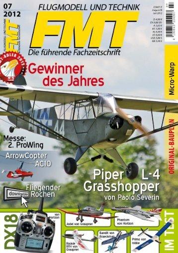 Piper L-4 Grasshopper - Home page di Paolo Severin
