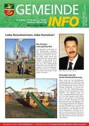 2,62 MB - Kematen an der Krems - Land Oberösterreich