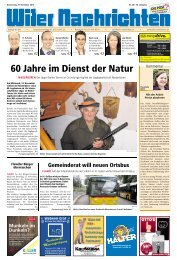 Samstag, 1. Dezember 2012 - Aktuelle Ausgabe