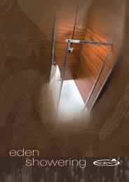 eden showering - Eden Bathrooms