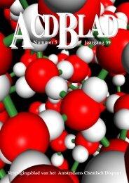 acdblad - Faculteit der Natuurwetenschappen, Wiskunde en ...