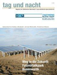 tana Ausgabe 2_2010 - Stadtwerke Glückstadt GmbH