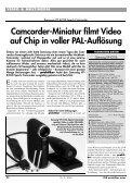 Miniatur-Camcorder für Sport-Aufnahmen - praktiker.at - Seite 3