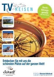 Entdecken Sie mit uns die schönsten Plätze auf ... - Scharff-Reisen.de