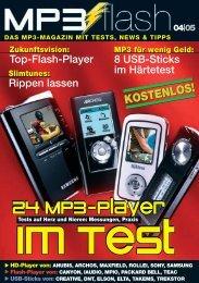 24 MP3-Player 24 MP3-Player 24 MP3-Player - mp3 Flash