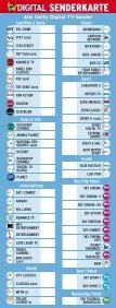 Senderkarte für Unitymedia-Kunden - TV Digital - Seite 2