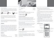Chipkarte Gebühren 1. Kassenautomat 2. Telefon - Klinikum ...