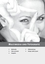 Multimedia und Fotografie - Hamburger Volkshochschule