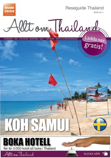 Reseguide Thailand - Gratis guide Koh Lipe