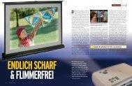 ENDLICH SCHARF & FLIMMERFREI Digitalfotografen - dets foto seite
