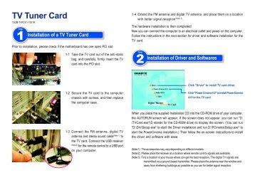 TV Tuner Card - download.gigabyte.us