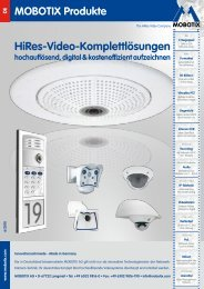 HiRes-Video-Komplettlösungen - HILTTEC, IT