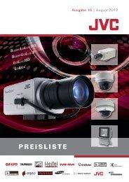 preisliste 16 neutral 2012 - BEI KRIEG - Videotechnik
