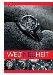 Die Luxus Sportuhr - Porsche Club Deutschland