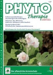 Pflanzliche Immunmodulatoren T ri - phytotherapie.co.at