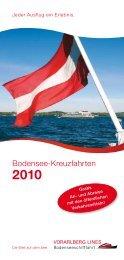 Bodensee-Kreuzfahrten