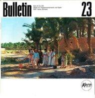 Bulletin 23 - Kern & Co. AG