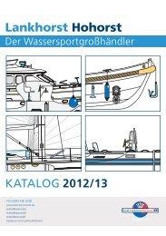 KATALOG 2012/13 - Lankhorst Hohorst