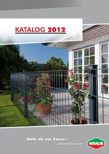 krausr - K. Kraus Zaunsysteme GmbH