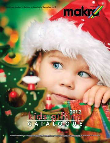kids gifting - Makro