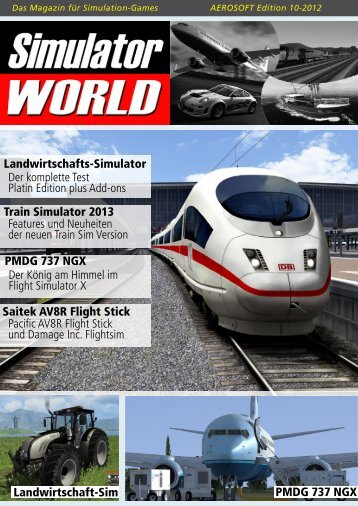 Train Simulator 2013 - Aerosoft