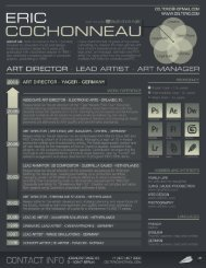 Download Resume as pdf - Eric Cochonneau