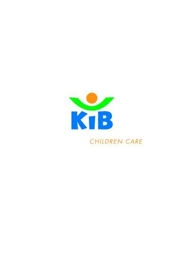 Laudatio - KiB Children Care