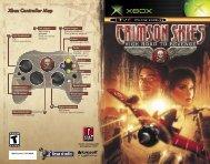 Xbox Controller Map - Xbox.com