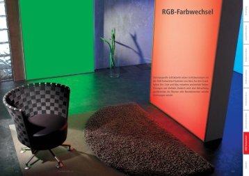 RGB-Farbwechsel - Hera