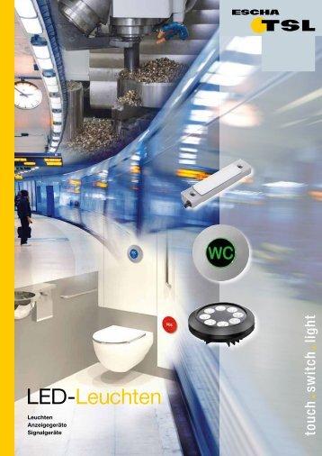 LED Leuchten [.PDF-Datei] - ESCHA TSL GmbH