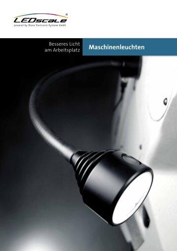 Maschinenleuchten - Diana Electronic-Systeme GmbH