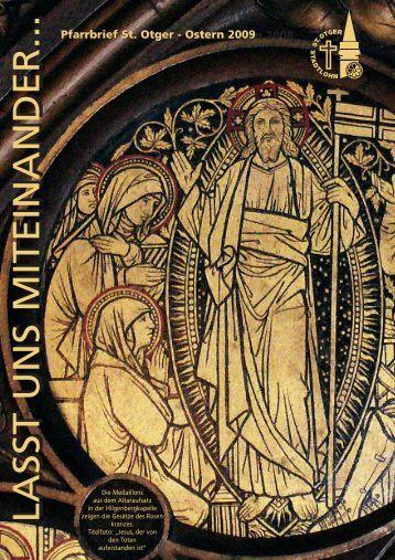 bibelkreise in der pfarr - St. Otger