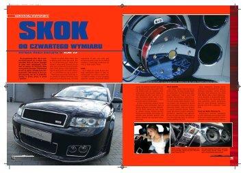 Ściągnij plik .PDF - Car Audio System