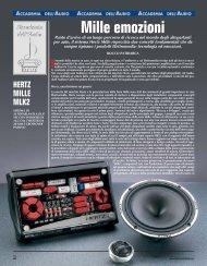 056-62 - Hertz Mille - Audio Car Stereo