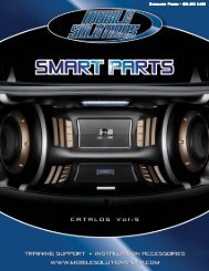 2012 smartparts catalog - Mobile Solutions