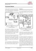 S/PDIF - Interface Das Bindeglied zur perfekten CD ... - der HTL Steyr - Page 7