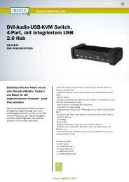 DIGITUS - Datenblatt - Eno