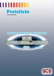Preisliste - Haro-electronic