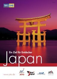 Japan individuell - Travel-One