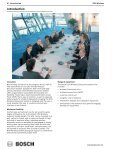 Bosch DCN Wireless Discussion System Data Brochure - Page 5