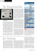 TEST MIKROFON-VORVERSTÄRKER - Thomann - Seite 3