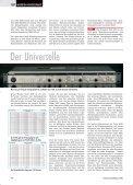 TEST MIKROFON-VORVERSTÄRKER - Thomann - Seite 5